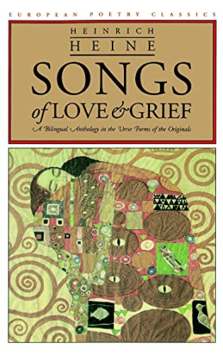 9780810113244: Songs of Love and Grief: A Bilingual Anthology in the Verse Forms of the Originals (European Poetry Classics)