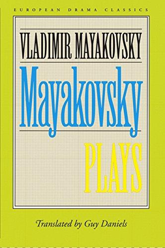 9780810113398: Mayakovsky: Plays (European Drama Classics)