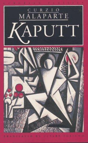 9780810113411: Kaputt (European Classics)