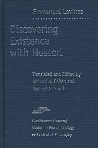 9780810113602: Discovering Existence with Husserl (Studies in Phenomenology and Existential Philosophy)