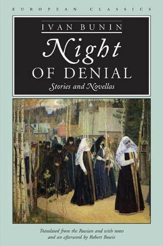 9780810114036: Night of Denial: Stories and Novellas (European Classics)