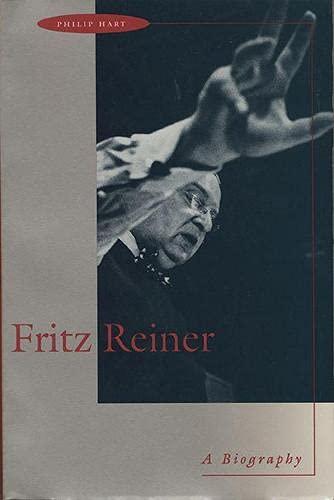 9780810114630: Fritz Reiner: A Biography