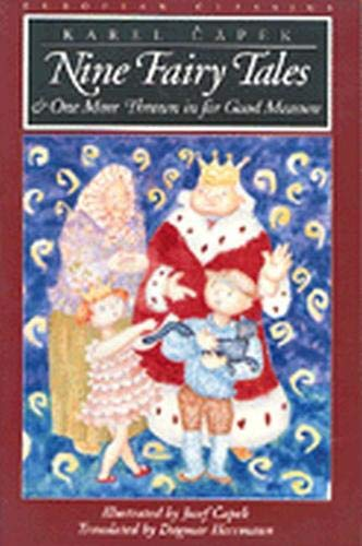 Nine Fairy Tales: And One More Thrown in for Good Measure (Paperback): Karel Capek