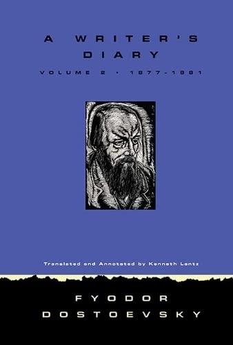9780810115170: A Writer's Diary Volume 2: 1877-1881 (Writer's Diary, 1877-1881)