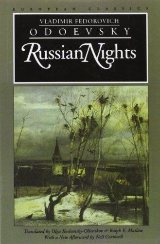 9780810115200: Russian Nights (European Classics)
