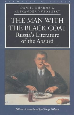 9780810115736: The Man With the Black Coat: Russia's Literature of the Absurd