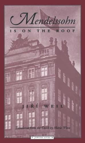 9780810116863: Mendelssohn Is on the Roof