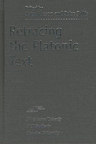 RETRACING THE PLATONIC TEXT.: Russon, John and