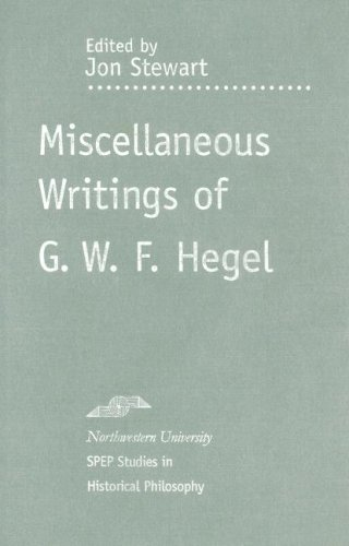 9780810117501: Miscellaneous Writings (Studies in Phenomenology and Existential Philosophy)