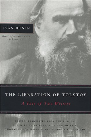 9780810117525: The Liberation of Tolstoy: A Tale of Two Writers (Studies in Russian Literature and Theory)