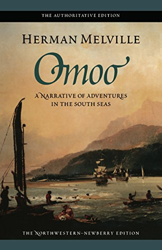 9780810117655: Omoo: A Narrative of Adventures in the South Seas
