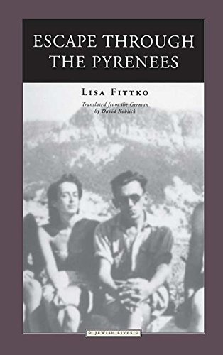 9780810118034: Escape Through the Pyrenees (Jewish Lives)