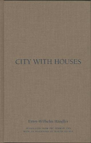 City with Houses: Handler, Ernst-Wilhelm