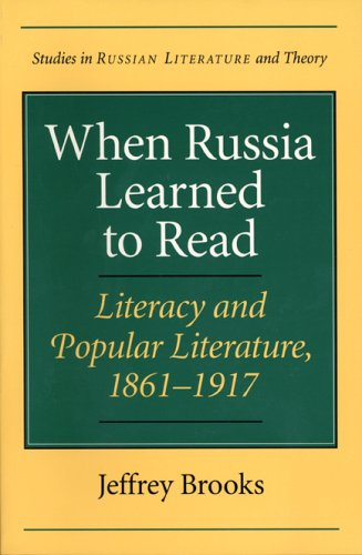 9780810118973: When Russia Learned to Read : Literacy and Popular Literature, 1861-1917