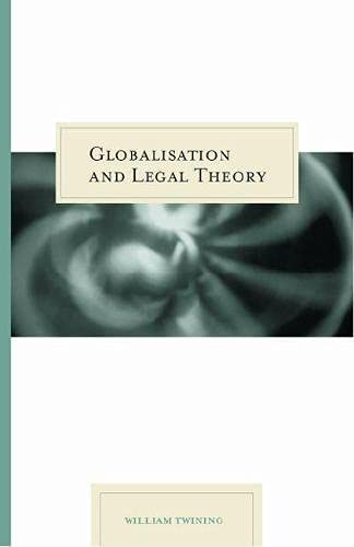 9780810119048: Globalisation and Legal Theory