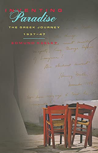 9780810119390: Inventing Paradise: The Greek Journey, 1937-47