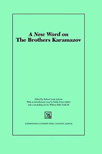 9780810119499: A New Word on The Brothers Karamazov