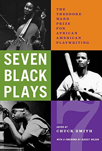 9780810120457: Seven Black Plays: The Theodore Ward Prize for African American Playwriting