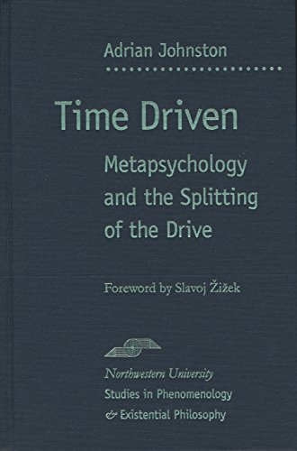 9780810122048: Time Driven: Metapsychology and the Splitting of the Drive (SPEP)