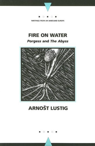 9780810122208: Fire on Water: Porgess and The Abyss (Writings from an Unbound Europe)