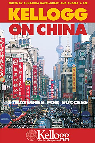 9780810122253: Kellogg on China: Strategies for Success