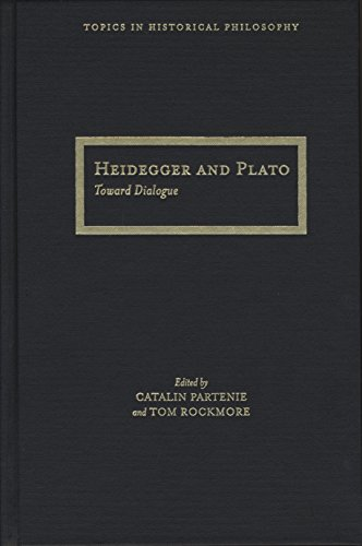 9780810122321: Heidegger and Plato: Toward Dialogue (Topics in Historical Philosophy)