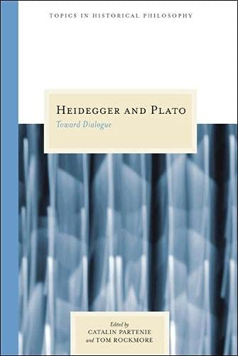 9780810122338: Heidegger and Plato: Toward Dialogue (Topics in Historical Philosophy)