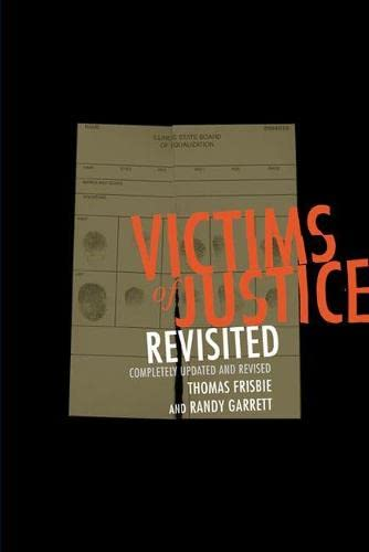 9780810122369: Victims of Justice Revisited: Completely Updated and Revised