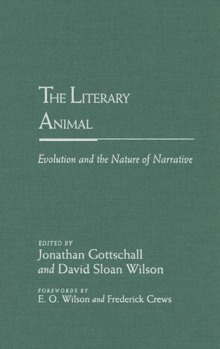 9780810122864: The Literary Animal: Evolution and the Nature of Narrative (Rethinking Theory)
