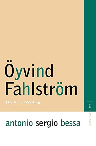 9780810122987: Oyvind Fahlstrom: The Art of Writing