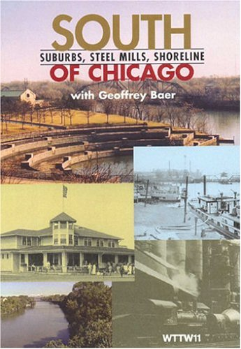 9780810123168: South Of Chicago: Suburbs, Steel Mills, Shoreline