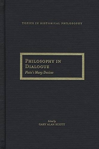 Philosophy in Dialogue: Plato s Many Devices (Hardback)