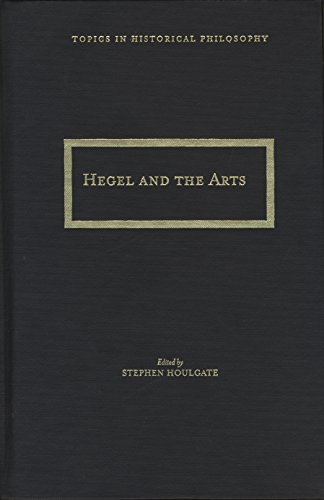 9780810123618: Hegel and the Arts (Topics in Historical Philosophy)