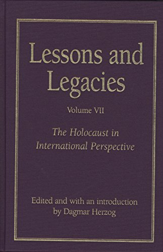 9780810123700: Lessons and Legacies VII: The Holocaust in International Perspective (Lessons and Legacies (Hardcover)) (v. 7)