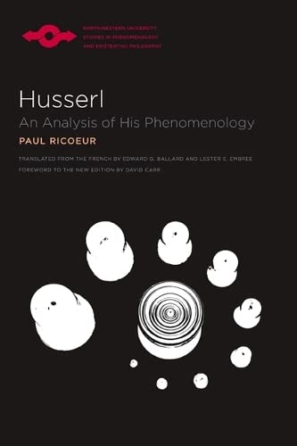 9780810124011: Husserl: An Analysis of His Phenomenology (Studies in Phenomenology and Existential Philosophy)