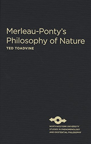 9780810125988: Merleau-Ponty's Philosophy of Nature (Studies in Phenomenology and Existential Philosophy)