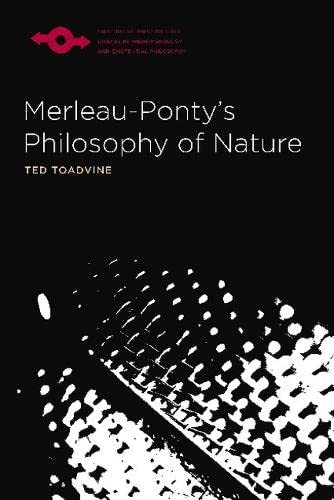 9780810125995: Merleau-Ponty's Philosophy of Nature (Studies in Phenomenology and Existential Philosophy)