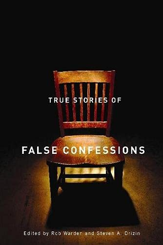 True Stories of False Confessions [Signed]