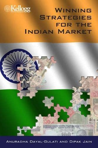 9780810126954: Winning Strategies for the Indian Market