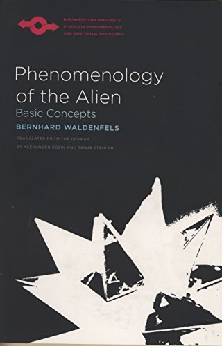 9780810127579: Phenomenology of the Alien: Basic Concepts