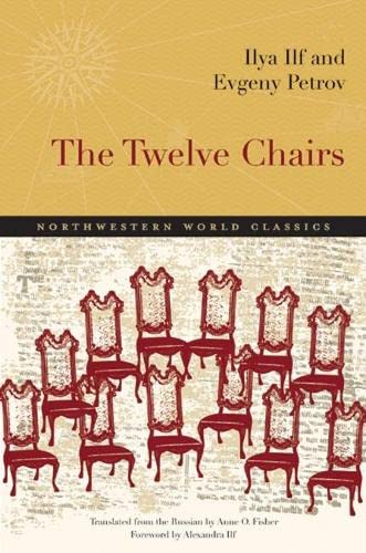 9780810127722: The Twelve Chairs (Northwestern World Classics)
