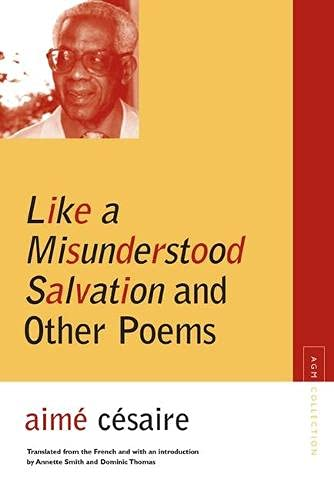 9780810128965: Like a Misunderstood Salvation and Other Poems