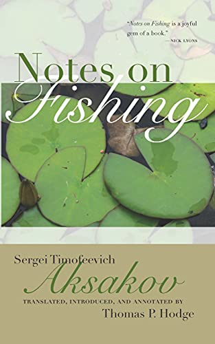 9780810129245: Notes on Fishing (Studies in Russian Literature and Theory (Paperback))