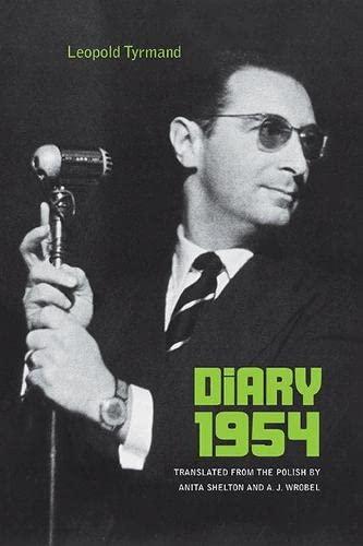 9780810129511: Diary 1954