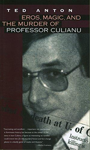 9780810129740: Eros, Magic, and the Murder of Professor Culianu