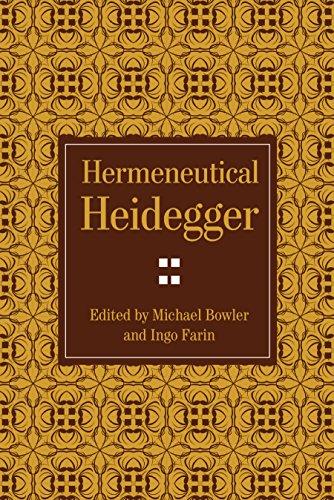 Hermeneutical Heidegger (Paperback): Michael Bowler