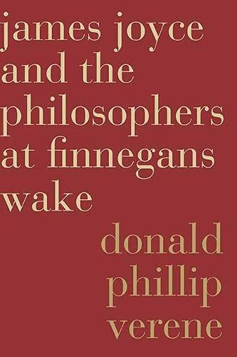 9780810133310: James Joyce and the Philosophers at Finnegans Wake