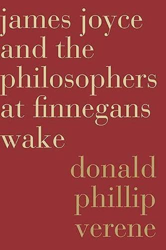 9780810133327: James Joyce and the Philosophers at Finnegans Wake