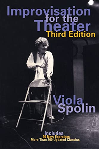 9780810140080: Improvisation for the Theater (Drama and Performance Studies)