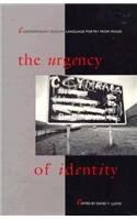 9780810150072: The Urgency of Identity: Contemporary English-Language Poetry from Wales
